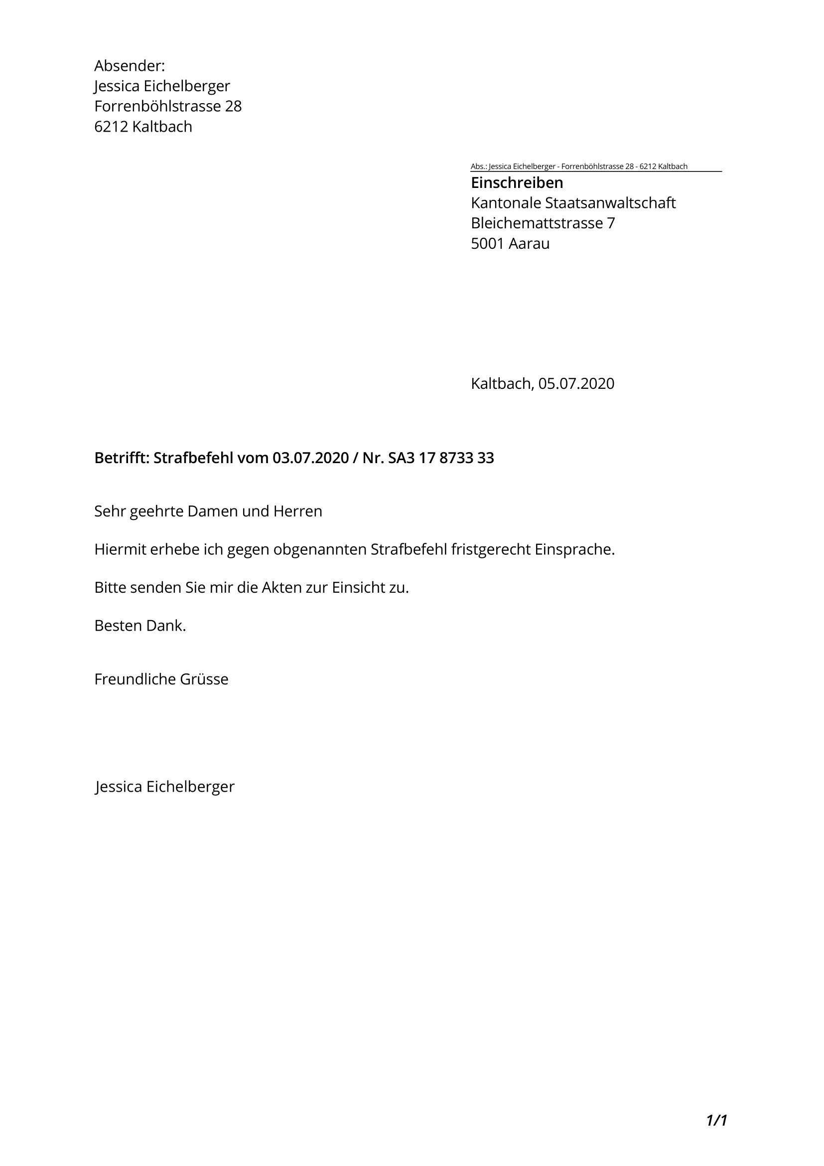 In schicken schweiz brief die Postversand Schweiz